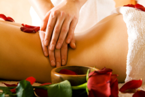 Wellness Massage in Massagepraxis
